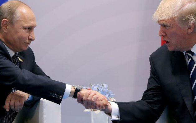 """En un comunicado, Trump tildó hoy la legislación de """"considerablemente defectuosa"""". Foto: Reuters"""