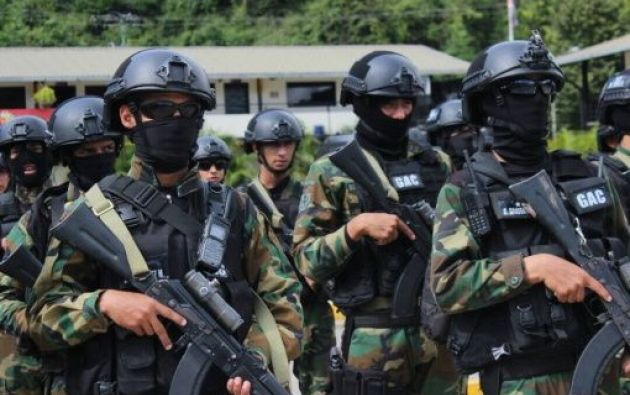 Un grupo de militares protagonizó un alzamiento en el Fuerte Paramacay en Valencia, estado de Carabobo. La situación habría sido sofocada por fuerzas chavistas. Foto: redes