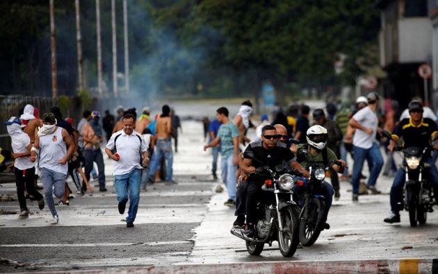 En combates que se prolongaron por más de tres horas en el destacamento fueron abatidos dos de los atacantes y detenidos ocho. Foto: Reuters