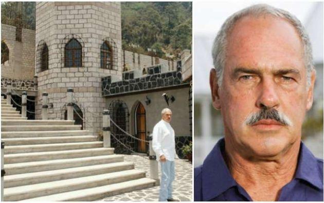 García explicó que su castillo tiene una clasificación errónea, razón por la cual le están cobrando más de 24 mil pesos bimestrales de predial. Foto: Internet