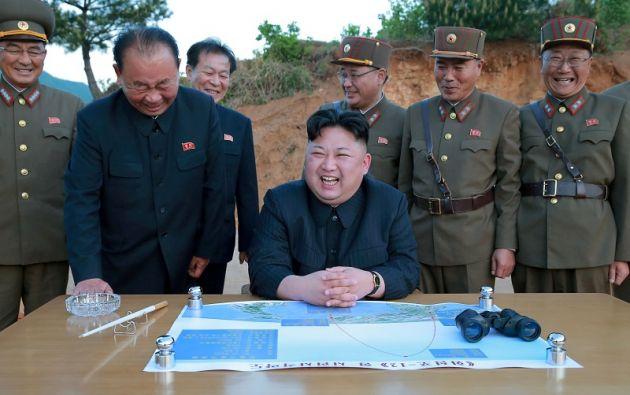 A mediados de agosto podría estar listo el plan de ataque consistente en lanzar cuatro misiles. Foto: Reuters