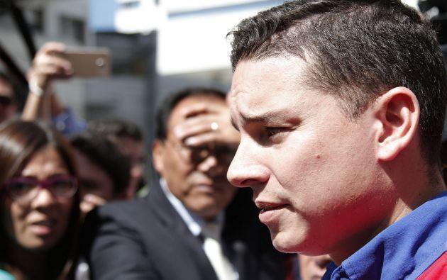 """Solicitan a Moreno que pida la renuncia de Espinel, """"para así depurarse de elementos oportunistas"""". Foto: archivo"""