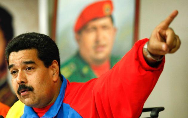 """El mandatario venezolano pidió que quienes incurran en el """"delito"""" de protestar deben ser """"capturados, enjuiciados y castigados de manera inmediata"""". Foto: reuters"""