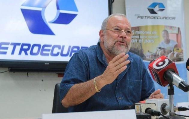 Pareja Yannuzzelli está condenado por delito de cohecho a cinco años de prisión, y afronta sospechas en una serie de casos por los que está requerido por la justicia ecuatoriana. Foto: Archivo