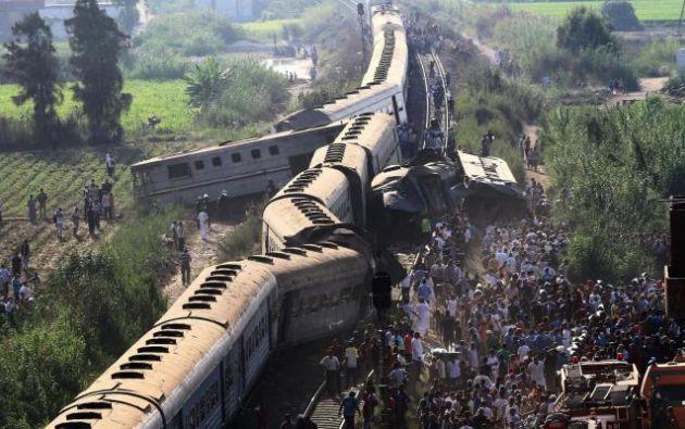 El accidente dejó 41 muertos y 132 heridos, de los cuales 53 siguen hospitalizados. Foto: El Universal