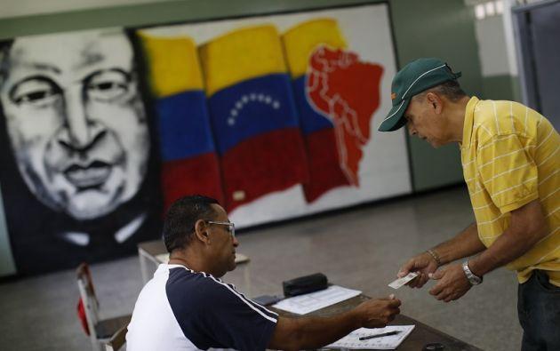 Los habitantes de las localidades de Miranda, en Mérida, y Francisco de Miranda, en Táchira, acuden este domingo a las urnas. Foto: archivo
