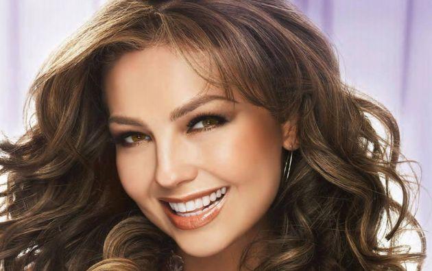 En la foto, la cantante de 45 años aparece con el rostro sin maquillaje. Foto: Internet