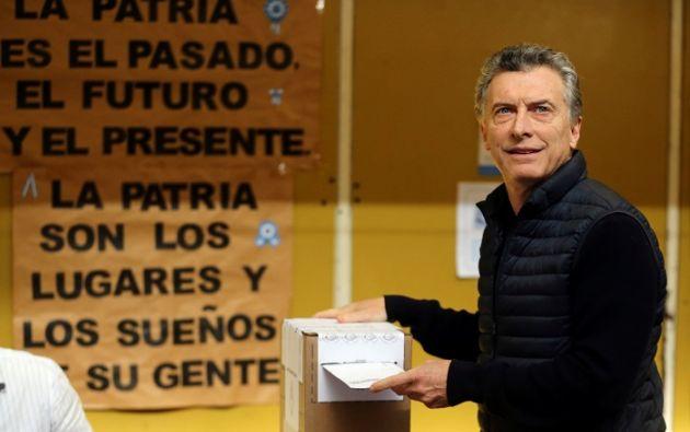 La jornada electoral se desarrolló sin incidentes y con un índice de participación cercano al 77 % en un país donde el voto tiene carácter obligatorio. Foto: Reuters