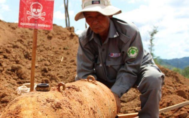 Las víctimas eran habitantes de la localidad de Ta Luong, provincia de Khanh Hoa, en el centro de Vietnam. Foto refrencial