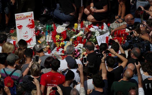 """Las dos víctimas fueron visitadas por el cónsul ecuatoriano en la ciudad """"para confirmar su estado"""". Foto: Reuters"""