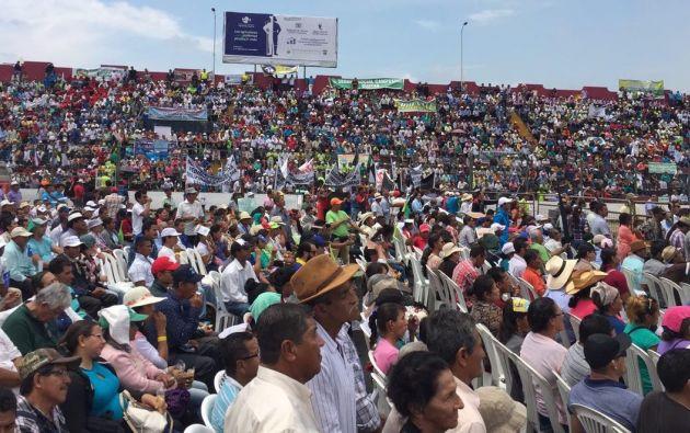 Foto: Twitter Comunicación Ecuador