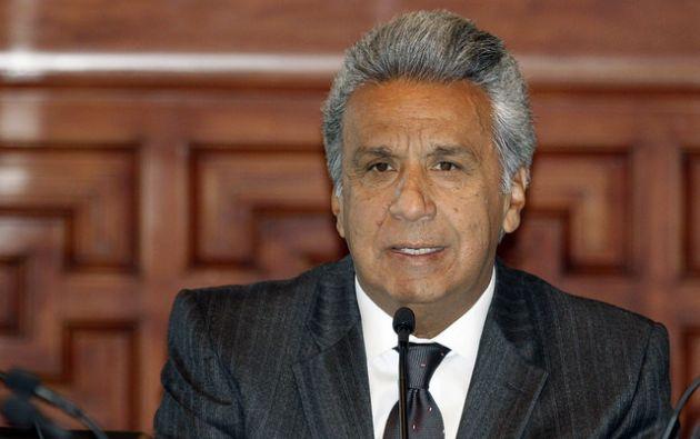 Moreno advirtió que fortalecerá la capacidad operativa de la Fuerza Naval. Foto: Flikr