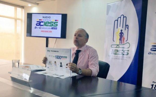 El nuevo Sistema de Prevención Contra la Corrupción (ACIESS) se basará en tres ejes. Foto: Twitter