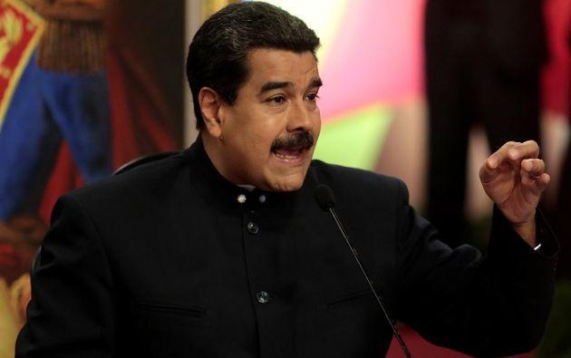 La Casa Blanca estableció la prohibición de comprar nuevas obligaciones emitidas por el gobierno de Venezuela. Foto: Reuters
