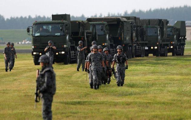 """""""Las acciones amenazadoras y desestabilizadoras solo aumentan el aislamiento del régimen de Corea del Norte en la región"""", dijo la Casa Blanca en un comunicado. Foto: Reuters"""