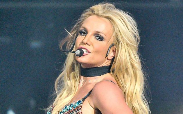 Britney se mostró ante sus fans con una faceta fuera de los escenarios. Foto: Internet