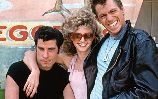 Cuenta la historia de amor del rebelde Danny Zuko (John Travolta) y la inocente Sandy Olsson (Olivia Newton-John). Foto: Internet