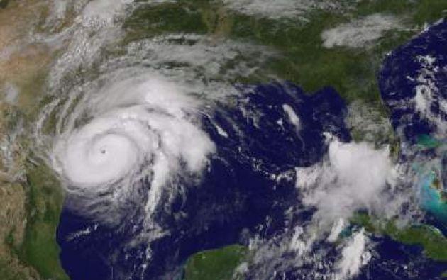 """Un huracán es """"importante"""" cuando alcanza la categoría 3, de una escala de 1 a 5 de Saffir-Simpson. Foto referencial"""