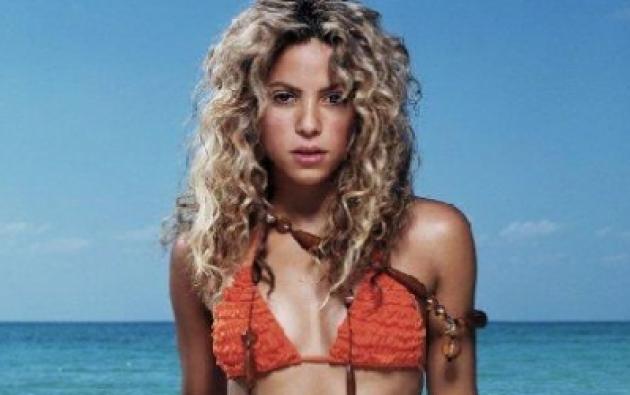 """""""¡Estoy haciendo todo lo que sea necesario para prepararme para la gira!"""", escribió Shakira. Foto: Internet"""