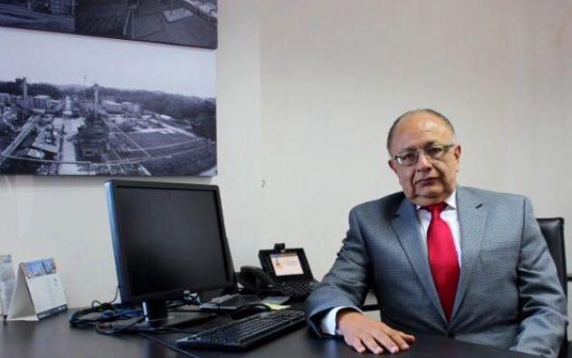 Su más reciente cargo, antes de ser designado Gerente de Refinación, fue el de Director Ejecutivo de ISO & CALIDAD. Foto: cortesía
