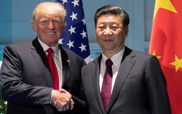 Los dos presidentes hablaron tres días después de que Corea del Norte realizara su mayor ensayo nuclear hasta la fecha. Foto: Internet