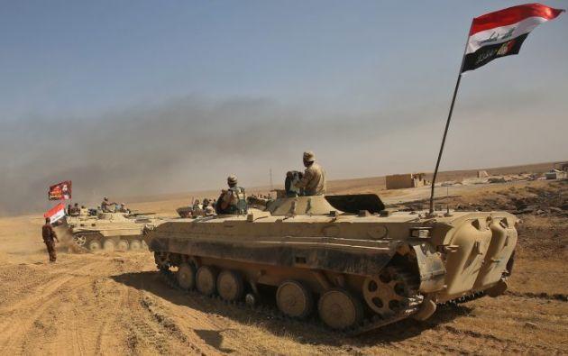 El múltiple atentado fue reivindicado por el grupo yihadista Estado Islámico (EI). Foto: La Nación