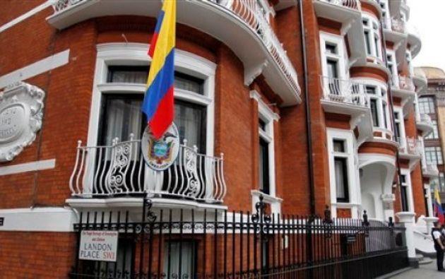 El consulado se mantiene en contacto permanente con la Policía Metropolitana para determinar si existen víctimas ecuatorianas en el atentado. Foto: Internet