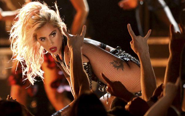 """""""Yo uso la palabra 'sufrir' no por simpatía o atención. Me han decepcionado las personas que prácticamente sugieren que estoy siendo dramática"""", dijo Gaga. Foto: Internet"""