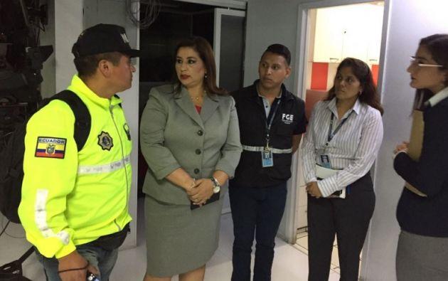 Televisión Satelital pertenece a Ricardo Rivera, quien es procesado por el presunto cometimiento del delito de asociación ilícita. Foto: Fiscalía