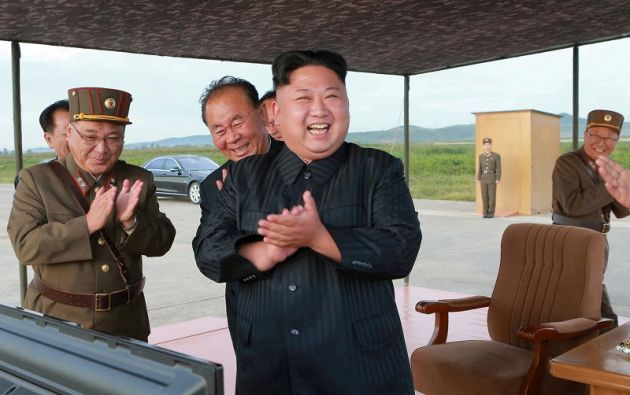 """El gobierno de Pyongyang dijo que EEUU le habría """"declarado la guerra"""" al país. Foto: Reuters"""
