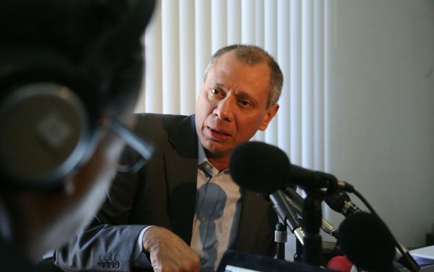 Para el vicepresidente de la República, Jorge Glas, se trata de la segunda acusación particular en su contra. Foto: archivo