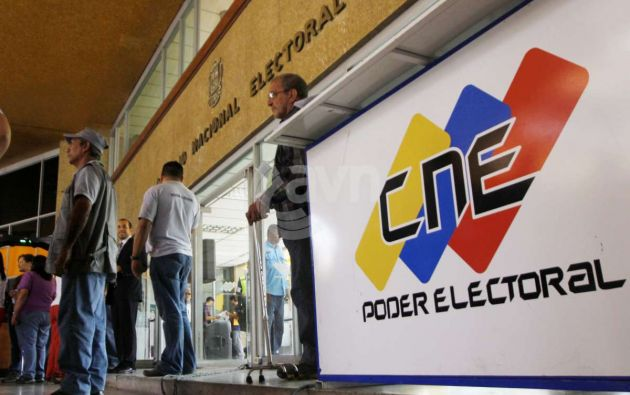 """Dijo que las cuatro rectoras del CNE, cercanas al chavismo gobernante, """"están actuando como instrumento de la política de abstención"""". Foto: Internet"""