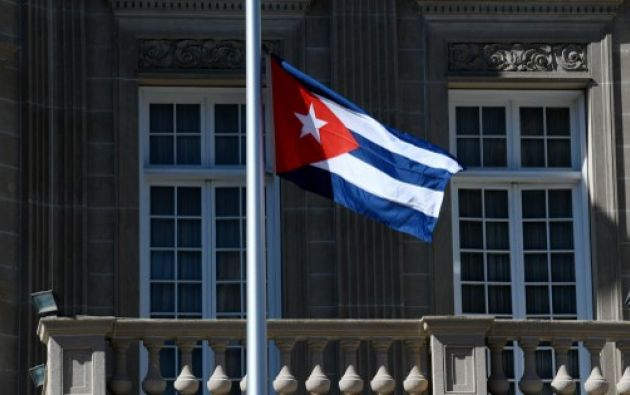 Washington exige a La Habana que tome medidas para certificar la seguridad de los diplomáticos estadounidenses en la isla. Foto: AFP