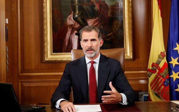 Entre otras medidas, el Estado español puede recurrir al artículo 155 de la Constitución española, que permite intervenir la autonomía de una región. Foto: Reuters