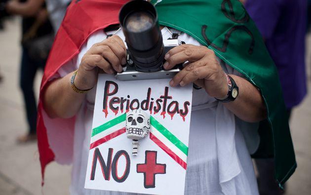 """Según un reporte de la ONG Reporteros Sin Fronteras, Esqueda, de 23 años, """"fue secuestrado por hombres armados"""". Foto: Proceso"""