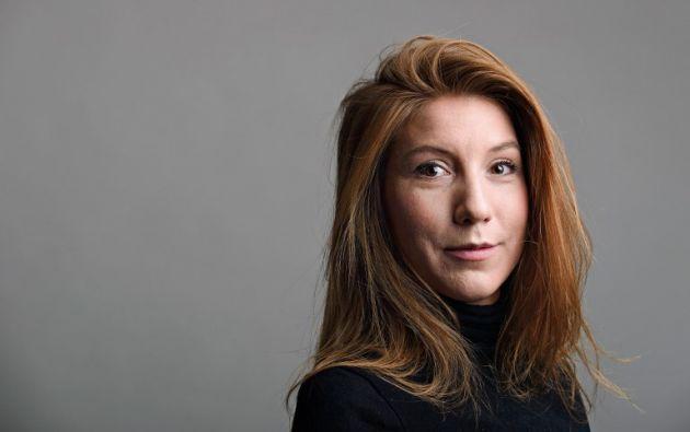 La policía danesa anunció el sábado haber hallado la cabeza y las piernas de la periodista sueca Kim Wall. Foto: AFP