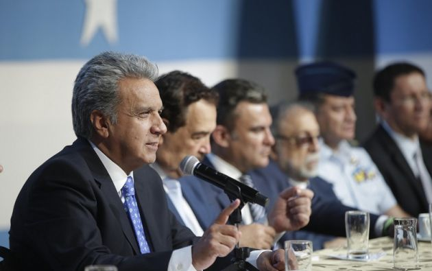 """El Presidente consideró que """"la alternabilidad es fundamental para tener una democracia saludable"""". Foto: Presidencia"""