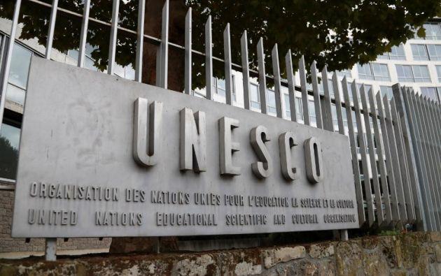 El ganador de esa última votación sustituirá a la búlgara Irina Bokova al frente de la Unesco, que ha permanecido 8 años en el cargo. Foto: AFP