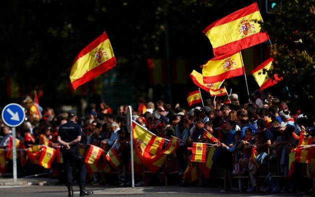 """""""La situación es, realmente, preocupante porque provoca muchas incertidumbres tanto para la economía catalana como para la economía española"""", expresó el jefe del FMI. Foto: Reuters"""