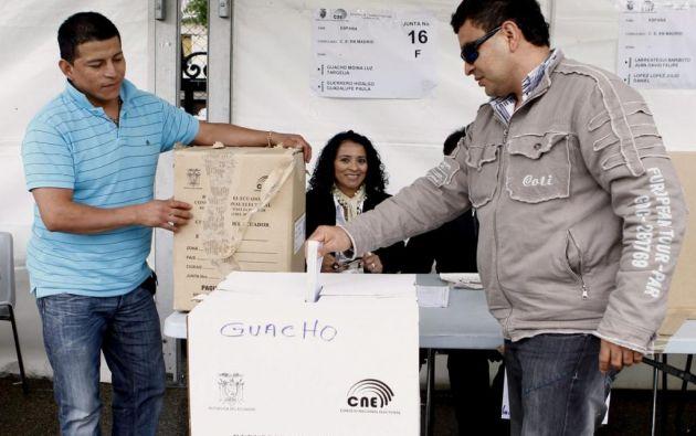 Según un estudio realizado por Cedatos entre el 5 y el 12 de octubre, la consulta popular es una de las decisiones más destacadas del presidente Lenín Moreno para los ecuatorianos. Foto: Archivo