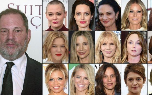 La Academia de Hollywood expulsó hoy al productor Harvey Weinstein, envuelto en un enorme escándalo de abusos y acoso sexual. Foto: AFP