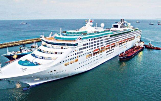 Al Puerto de Manta llegarán 20 cruceros, mientras que a Guayaquil llegarán. nueve; a Isla de la Plata, dos; y a Puerto Bolívar, dos. Foto: El Ciudadano