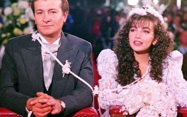 El actor no tuvo reparos en morder una cebolla antes de las grabaciones de la telenovela. Foto: Internet