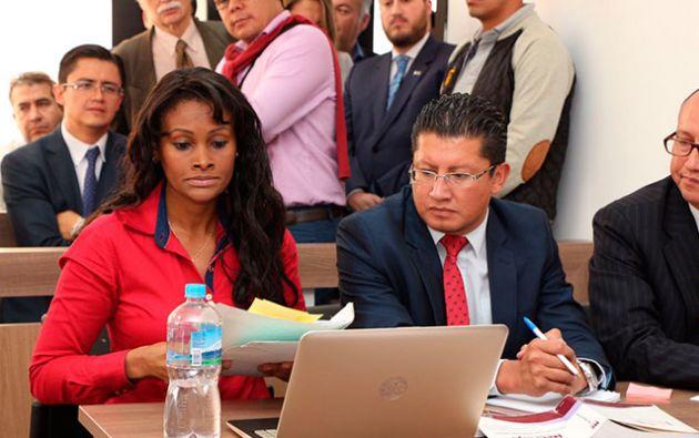 """La Fiscalía General del Estado rechazó la decisión judicial y resaltó que """"es de absoluta responsabilidad de los jueces"""". Foto: Fiscalía"""