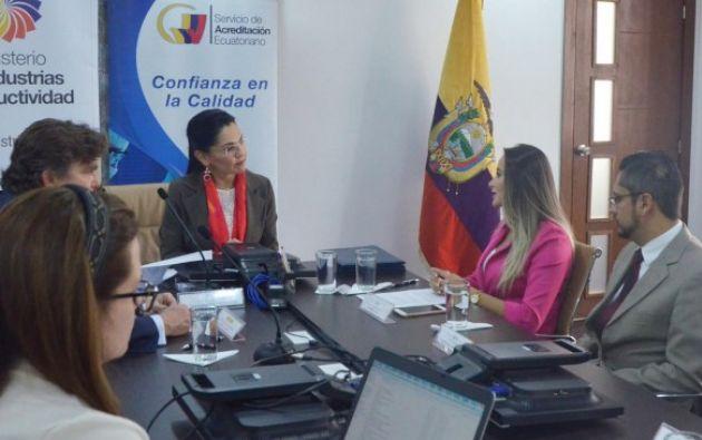 La firma de este acuerdo tiene un impacto directo en la vida de 500 mil trabajadores ecuatorianos, así lo aseguraron las autoridades. Foto: El Ciudadano