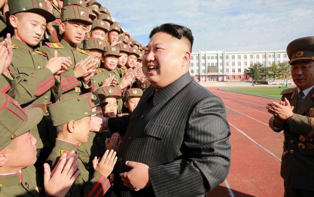"""""""Corea del Norte está gobernada por un régimen brutal"""", dijo el secretario del Tesoro en un comunicado. Foto: Reuters"""