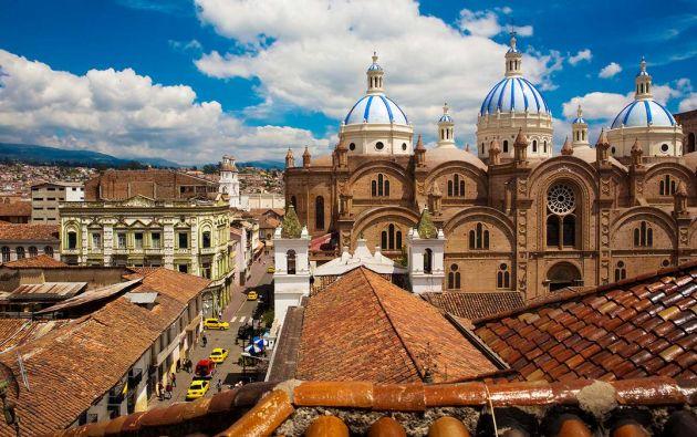 3 de Noviembre de 1820 día de la Independencia de Cuenca, hecho que significó un paso más para la consecución de la Independencia del Ecuador. Foto: Twitter