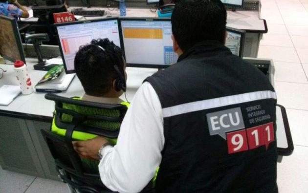 En un comunicado emitido, precisó que el accidente ocurrió a las 15:11 del 2 de noviembre en la vía a Pichincha, sector Membrillo del cantón Bolívar, de la provincia de Manabí. Foto: ECU911