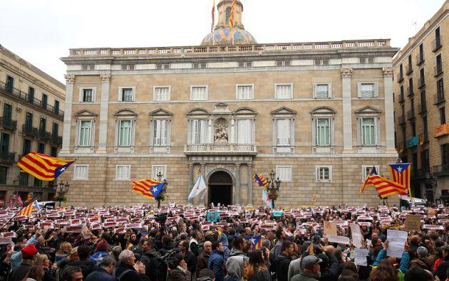El Tribunal Constitucional tenía un plazo máximo de cinco meses para ratificar o levantar la suspensión y ha resuelto en menos de diez días. Foto: Reuters