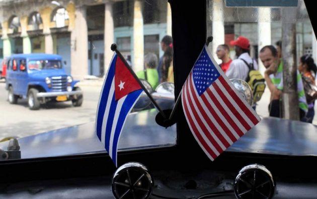 El nuevo paquete de sanciones mantiene los viajes de estadounidenses a Cuba para visitas personales o por razones de estudio. Foto: AFP